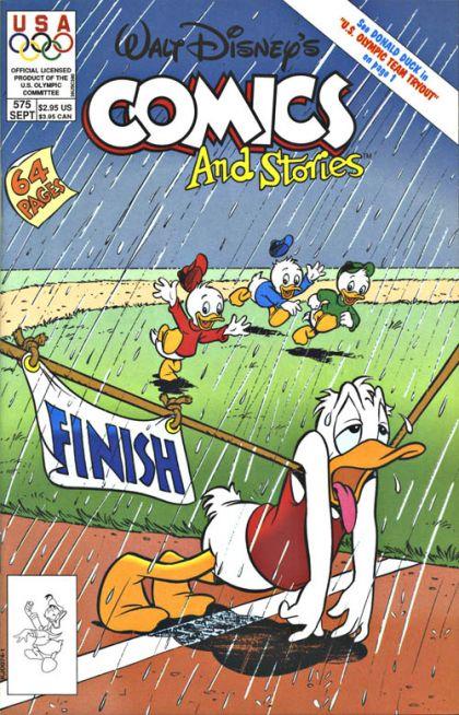 Walt disney s comics and stories 575