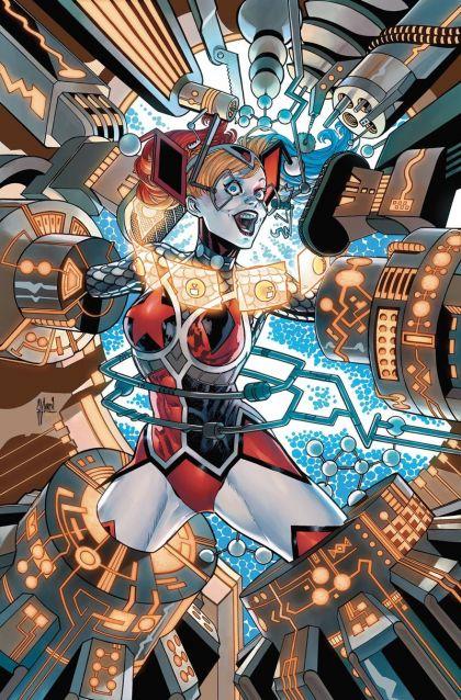 Harley Quinn, Vol. 3 #47A