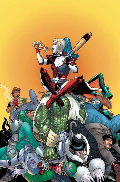 Harley Quinn, Vol. 3 #41A