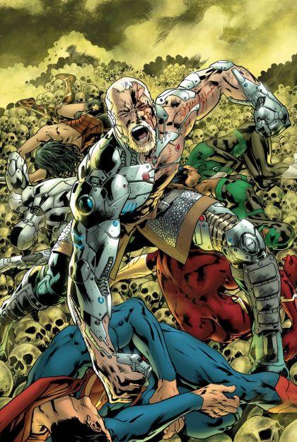 Justice League, Vol. 2 #28A