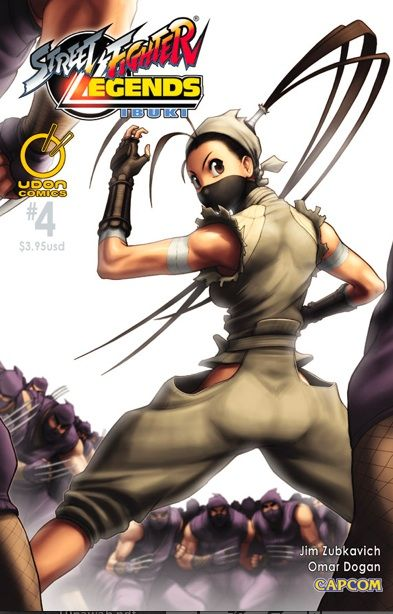 Street Fighter Legends: Ibuki #4A
