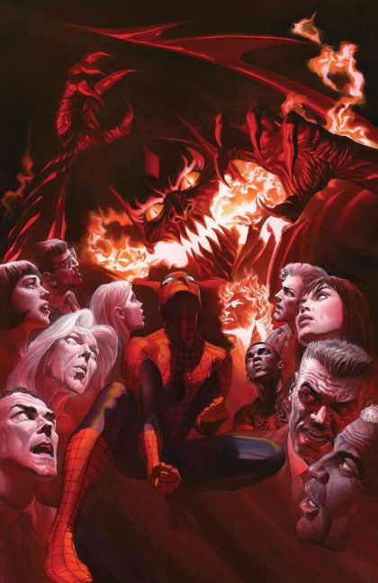 The Amazing Spider-Man, Vol. 4 #800A