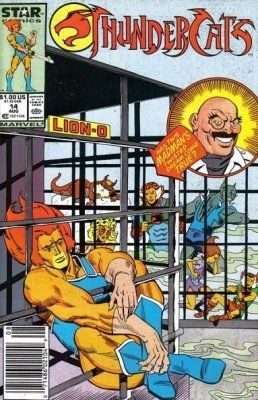 Thundercats Comics Online on Thundercats  Marvel Comics   Star Comics   14 On Comic Collector