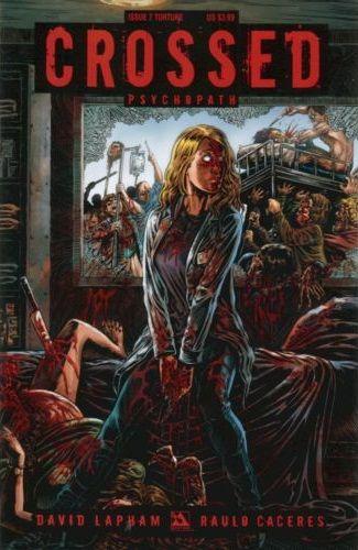 Crossed Psychopath 7c On Collectorz Com Core Comics