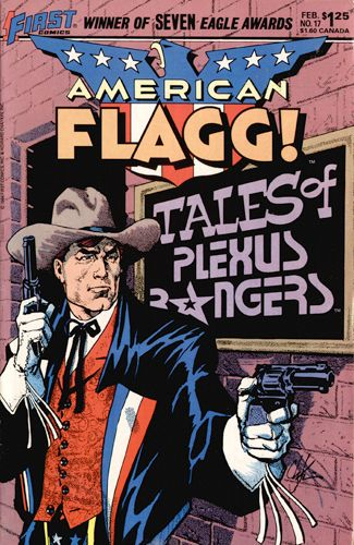 American Flagg! (Vol 1) # 50 Near Mint (NM) First Comics MODERN AGE