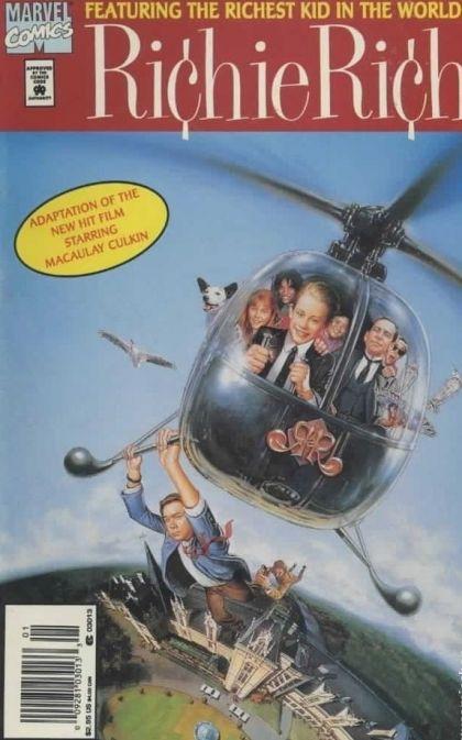 Richie Rich Movie Richie Rich Movie Adap...