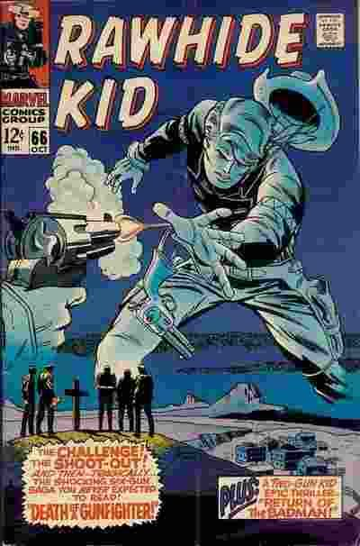 Rawhide Kid, Vol. 1 #66