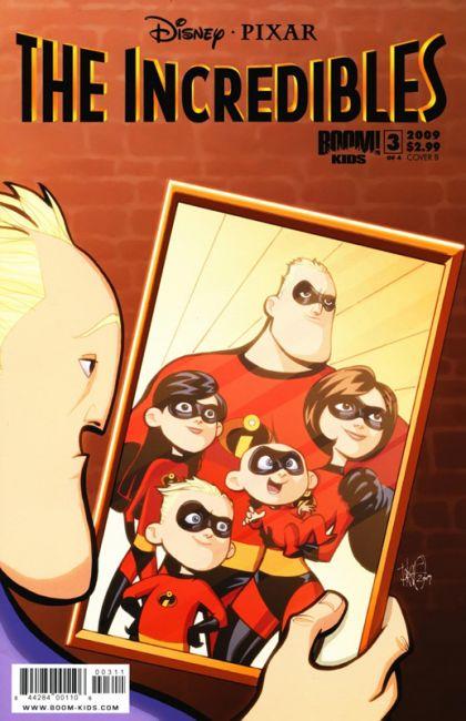 комиксы суперсемейка