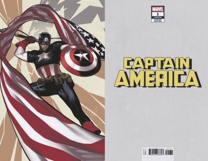 Captain America, Vol. 9 #1G
