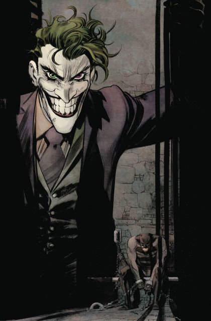 Batman: White Knight #7A
