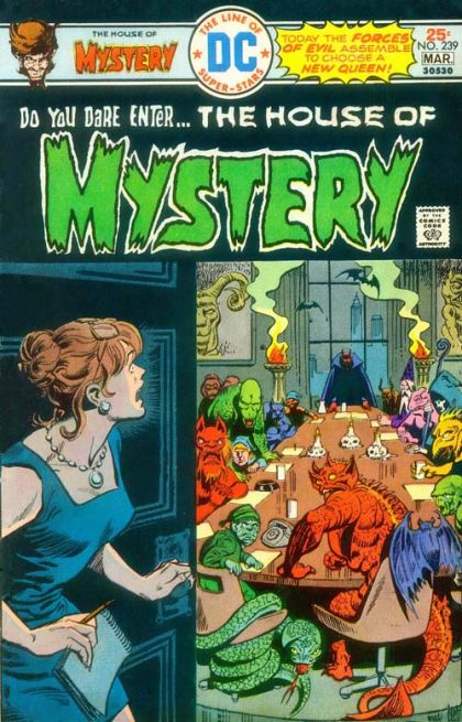House of Mystery, Vol. 1 #239
