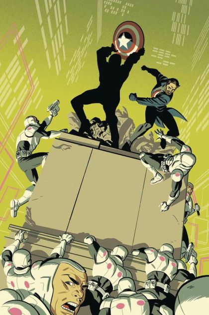 Captain America, Vol. 7 #704A
