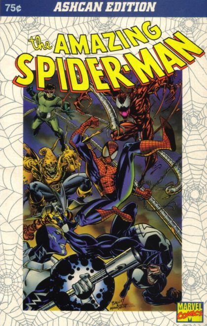 The Amazing Spider-Man: Ashcan Edition #1