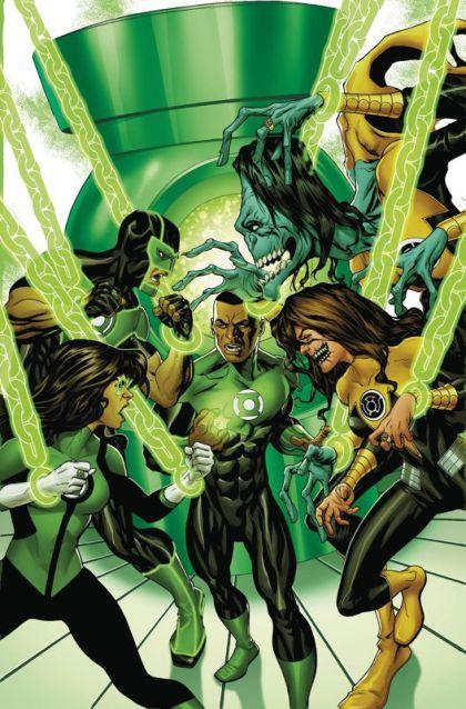 Green Lanterns #24A