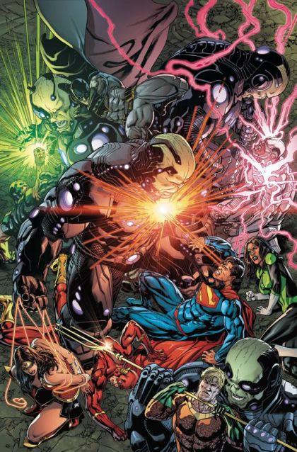 Justice League, Vol. 2 #18A
