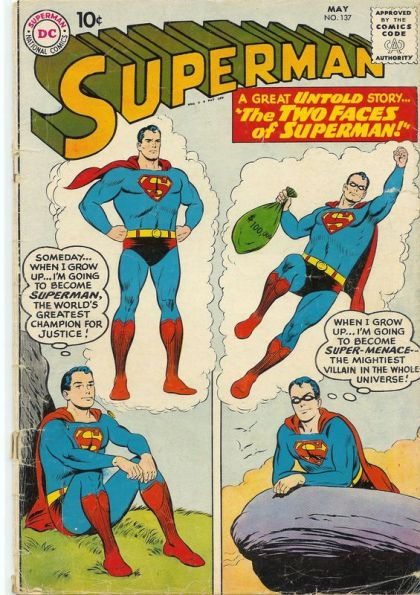 Superman, Vol. 1 #137