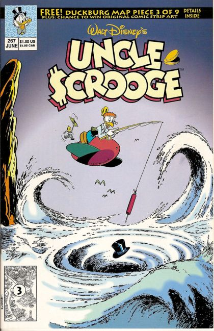 Walt Disney's Uncle Scrooge #267