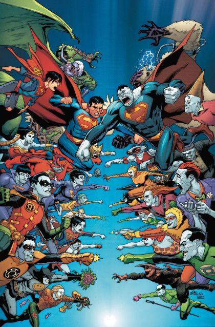 Superman, Vol. 4 #44A