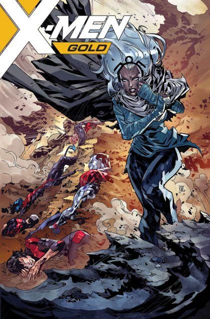 X-Men: Gold, Vol. 2 #20