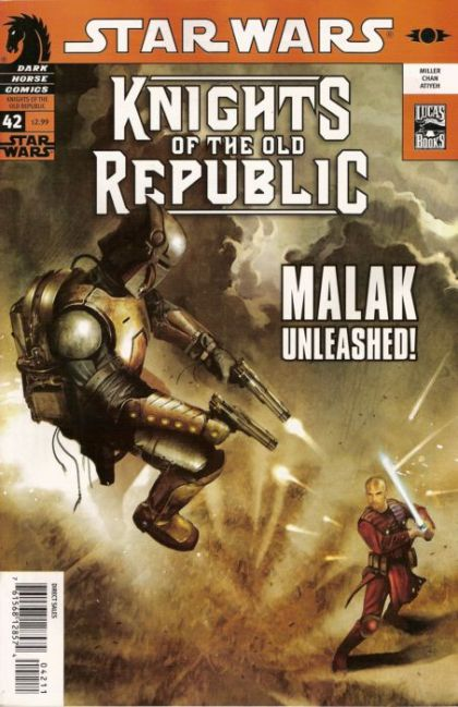 Star Wars: Knights of the Old Republic #42