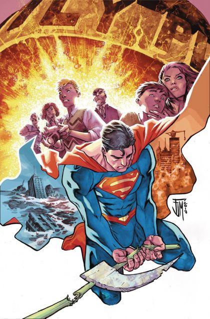 Action Comics, Vol. 3 #992A