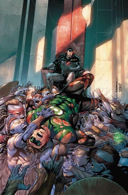 Hal Jordan and the Green Lantern Corps #38A