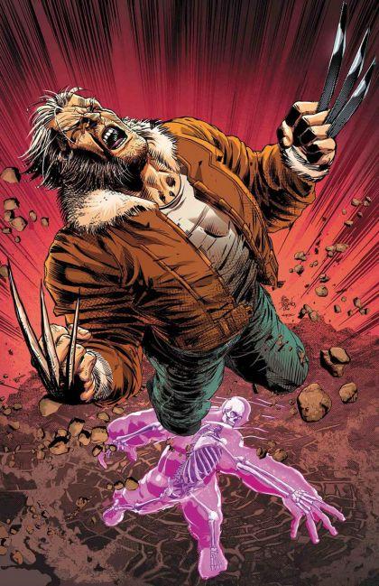 Old Man Logan, Vol. 2 #40