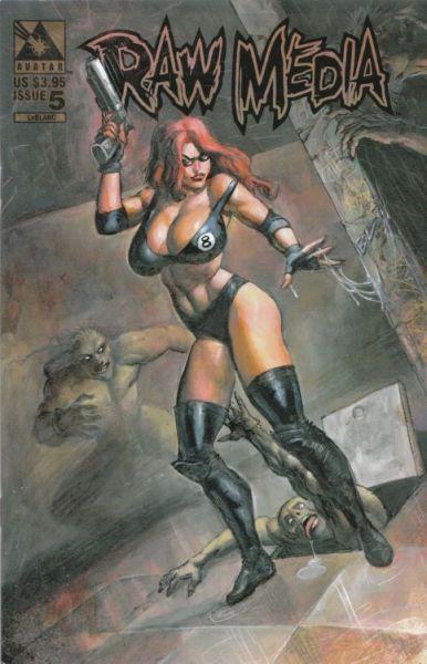 book covers Comic