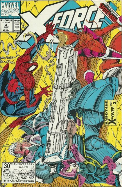 sabotage 4 комикс