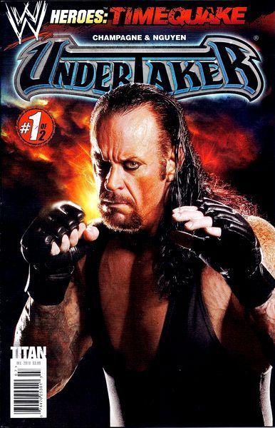 WWE Heroes: Undertaker #1B - Deadman Walking Part 1 on ...