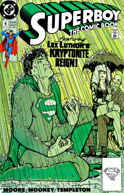 Superboy vol 2 6 kryptonite reigns on collectorz com