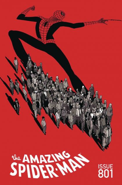 The Amazing Spider-Man, Vol. 4 #801A