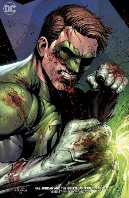 Hal Jordan and the Green Lantern Corps #46B