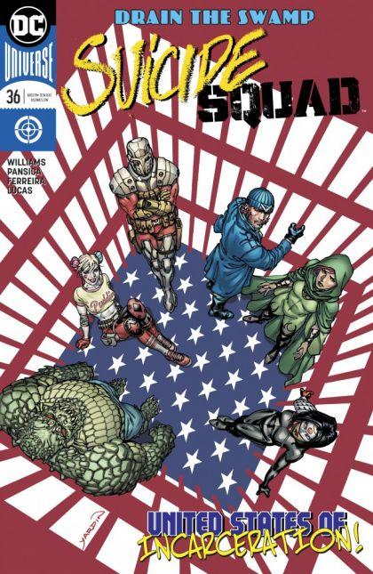 Suicide Squad, Vol. 4 #36A