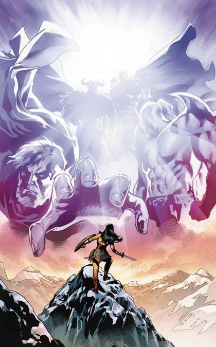 Wonder Woman, Vol. 5 #46A