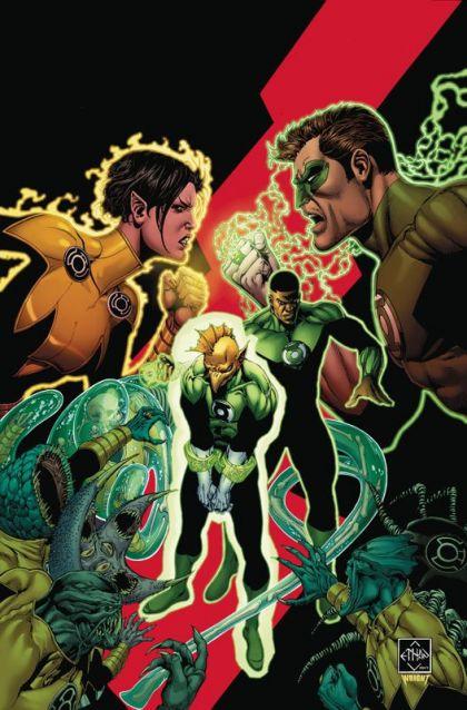Hal Jordan and the Green Lantern Corps #24A