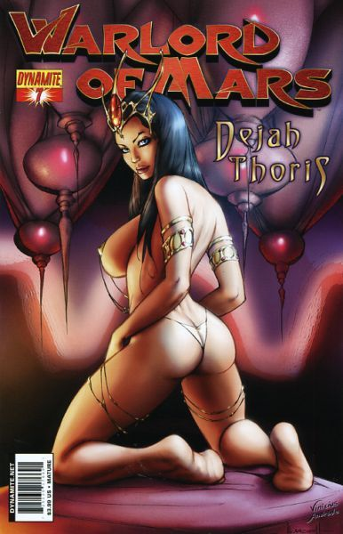 Warlord of Mars: Dejah Thoris #7C