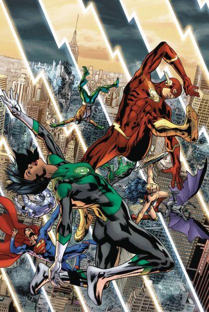 Justice League, Vol. 2 #20A