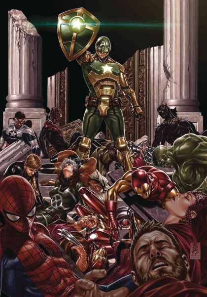 Secret Empire #10A
