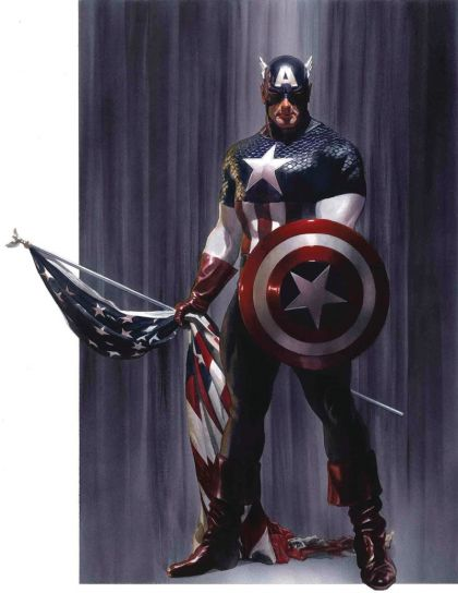 Captain America, Vol. 9 #2A