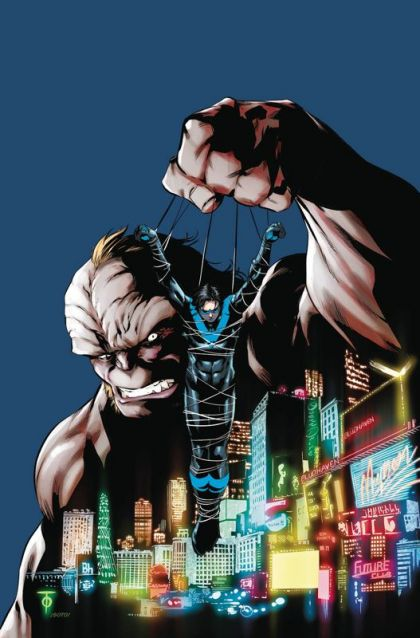 Nightwing, Vol. 4 #21A
