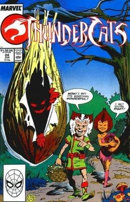 Thunder Cats Comics on Thundercats  Marvel Comics   Star Comics   24 On Comic Collector