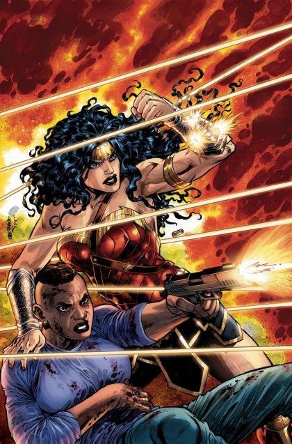 Wonder Woman, Vol. 5 #28A