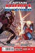 Captain America, Vol. 7 #5A