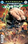 Justice League, Vol. 2 #10A