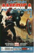 Captain America, Vol. 7 #1J