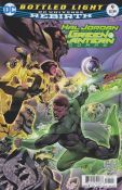 Hal Jordan and the Green Lantern Corps #9A