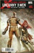 Uncanny X-Men, Vol. 1 #524E
