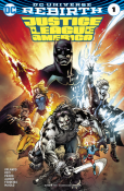 Justice League Of America, Vol. 5 #1K