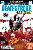 Deathstroke, Vol. 4 #25A